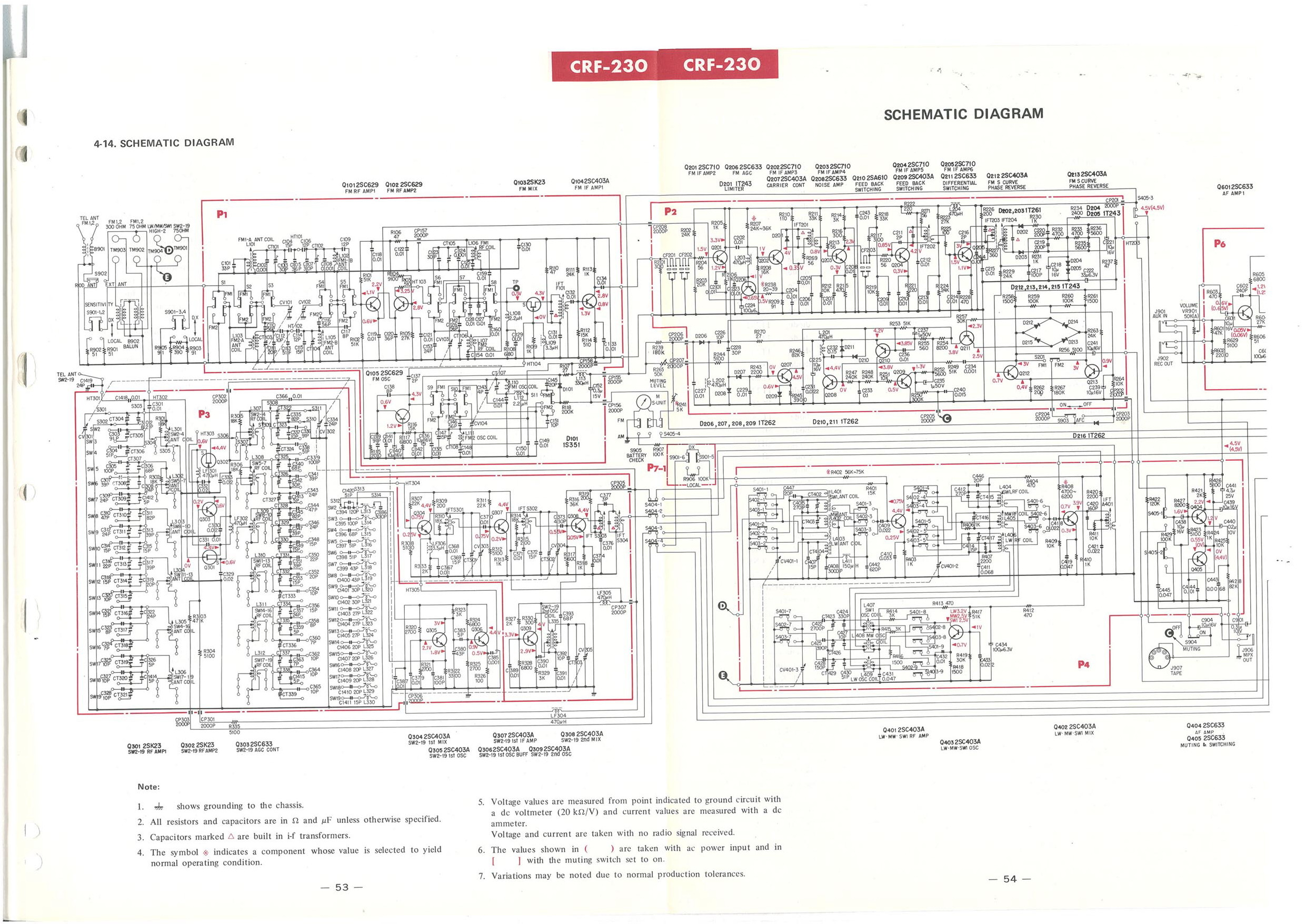 tube radio australiacurrent projects crf 250r wiring diagram #9