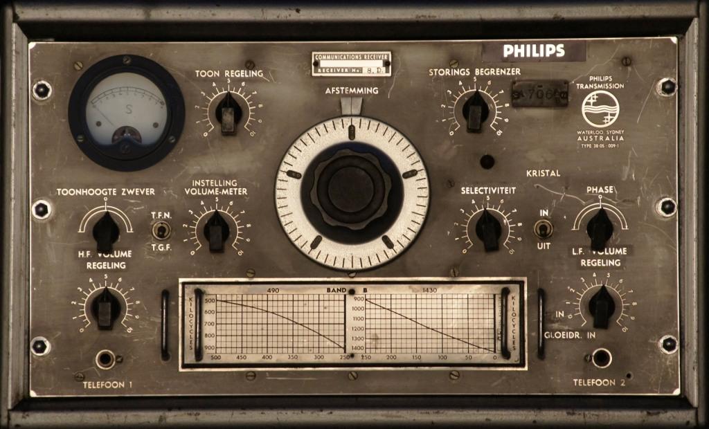 Ray Robinson Australian Radios