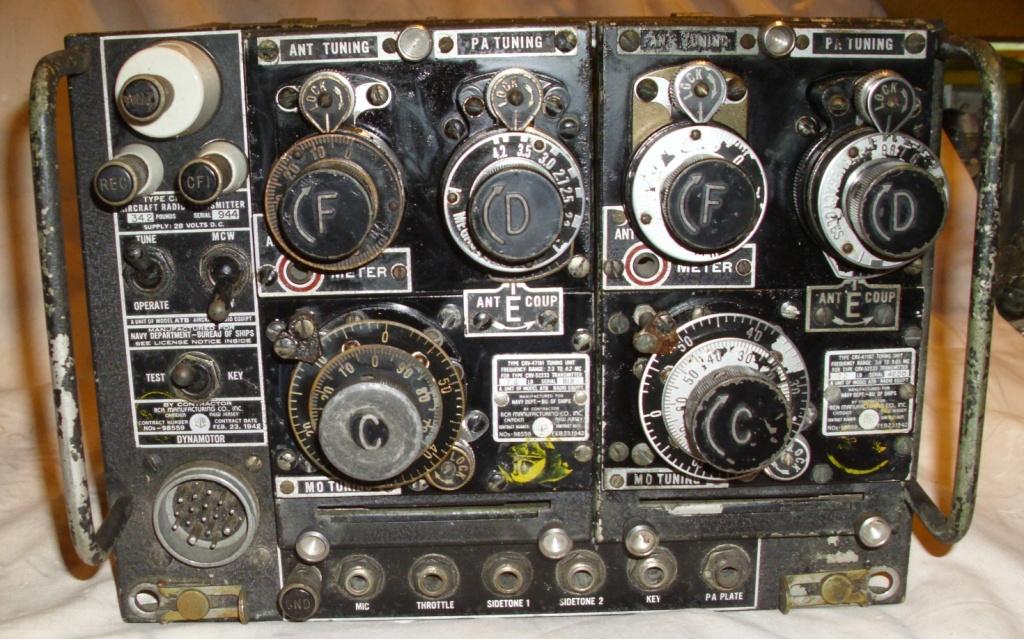 ATB TRANSMITTER (type CRV-52233)