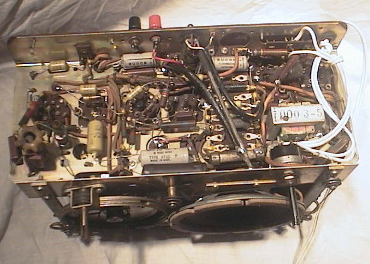 Hmv Mantle Radio Model 46